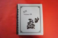The Bb Real Book Volume 3 (Second Edition) Songbook Notenbuch für Bb-Instrumente