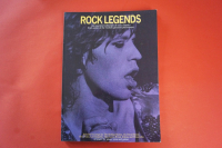 Rock Legends Songbook Notenbuch Piano Vocal Guitar PVG