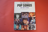 The Very Best Pop Songs of All Time Songbook Notenbuch Piano Vocal Guitar PVG