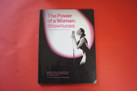 The Power of a Woman: Showtunes Songbook Notenbuch Piano Vocal Guitar PVG