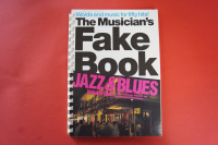 The Musician´s Fake Book Jazz & Blues Vol. 1 Songbook Notenbuch Vocal Guitar