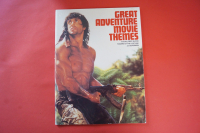 Great Adventure Movie Themes Songbook Notenbuch Piano Vocal Guitar PVG