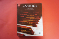 The 2000s for Piano Songbook Notenbuch Piano Vocal Guitar PVG
