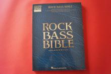 Rock Bass Bible Songbook Notenbuch Vocal Bass