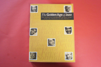 The Golden Age of Jazz Songbook Notenbuch Piano Vocal Guitar PVG