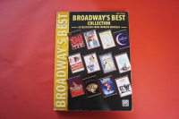 Broadway´s Best Collection Songbook Notenbuch Easy Piano Vocal