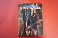 30 Rock Classics Made in the USA Songbook Notenbuch Piano Vocal Guitar PVG