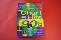 Chart Hits of the 90s Songbook Notenbuch Piano Vocal Guitar PVG