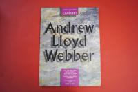 Andrew Lloyd Webber - For Clarinet Notenbuch Clarinet