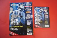 School of Blues Harp (mit DVD) Mundharmonikabuch