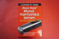 Blues Harp Mundharmonika lernen leicht gemacht Mundharmonikabuch