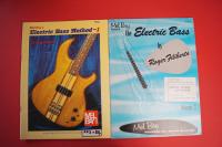 Electric Bass Method Vol. 1 & 2 (Mel Bay) Bassbücher