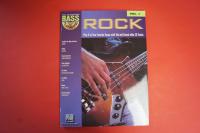 Rock (Bass Play Along, mit CD) Bassbuch