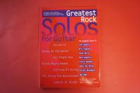 Greatest Rock Solos .Gitarrenbuch