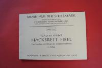 Hackbrett-Fibel für steirisches Hackbrett Hackbrettbuch