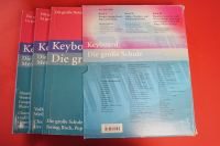 Keyboard Die große Schule (3 Bände in Box) Keyboardbücher
