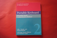 Portable Keyboard - Die große Schule Band 2 Keyboardbuch