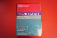 Portable Keyboard - Die große Schule Band 3 Keyboardbuch