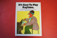 It´s easy to play Ragtime Songbook Notenbuch Piano Vocal Guitar PVG