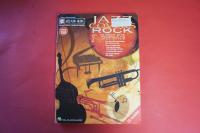 Jazz Covers Rock (Jazz Play Along, mit CD) Songbook Notenbuch für diverse Instrumente