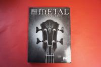 Metal Bass Tabs Songbook Notenbuch Vocal Bass