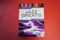 Really Easy Piano: Jazz Greats Songbook Notenbuch Easy Piano Vocal