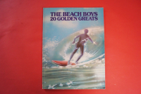 Beach Boys - 20 Golden Greats Songbook Notenbuch Piano Vocal Guitar PVG