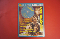 Beatles - Jam with (mit CD) Songbook Notenbuch Vocal Guitar