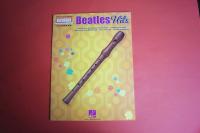Beatles - Hits for Recorder Notenbuch Blockflöte