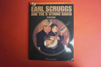Earl Scruggs - and the 5-String Banjo (mit CD) Songbook Notenbuch Banjo