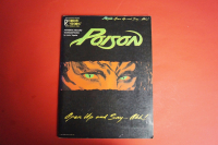 Poison - Open up and say Ahh Songbook Notenbuch Vocal Guitar