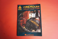 Firehouse - Hold your Fire Songbook Notenbuch Vocal Guitar