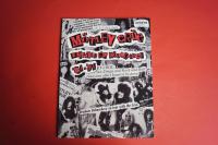 Mötley Crüe - Decade of Decadence Songbook Notenbuch Vocal Guitar