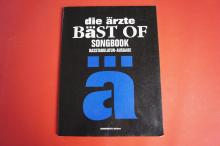 Ärzte, Die - Bäst of  Songbook Notenbuch Vocal Bass