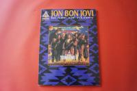 Bon Jovi, Jon - A Blaze of Glory Songbook Notenbuch Vocal Guitar