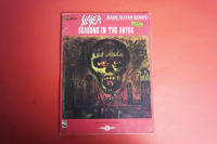 Slayer - Seasons in the Abyss  Songbook Notenbuch Vocal Bass