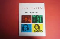 Van Halen - Off the Record  Songbook Notenbuch für Bands (Transcribed Scores)