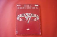 Van Halen - For unlawful carnal Knowledge Songbook Notenbuch Vocal Guitar