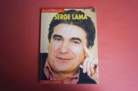 Serge Lama - Grands Interpretes  Songbook Notenbuch Piano Vocal Guitar PVG