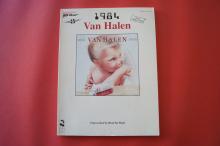 Van Halen - 1984 (neuere Ausgabe)  Songbook Notenbuch Vocal Guitar
