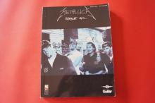 Metallica - Garage Inc.  Songbook Notenbuch  Vocal Guitar