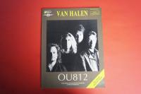 Van Halen - OU812 (mit Poster)  Songbook Notenbuch Vocal Guitar