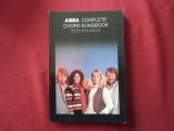 Abba - Complete Chord Songbook Songbook  Vocal Guitar Chords
