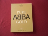 Abba - Gold & More Gold (Box)  Songbooks Notenbücher Piano Vocal Guitar PVG