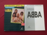 Abba - Keyboard Special Songbook Notenbuch Piano Vocal Guitar PVG