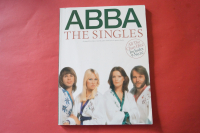 Abba - The Singles  Songbook Notenbuch Piano Vocal Guitar PVG