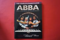 Abba - Complete Piano Player  Songbook Notenbuch> Piano Vocal