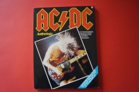 ACDC - Anthology (ältere Ausgabe)  Songbook Notenbuch Vocal Guitar