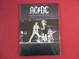 ACDC - Anthology (neuere Ausgabe) Songbook Notenbuch Piano Vocal Guitar PVG