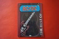 ACDC - Best of  Songbook Notenbuch Vocal Guitar